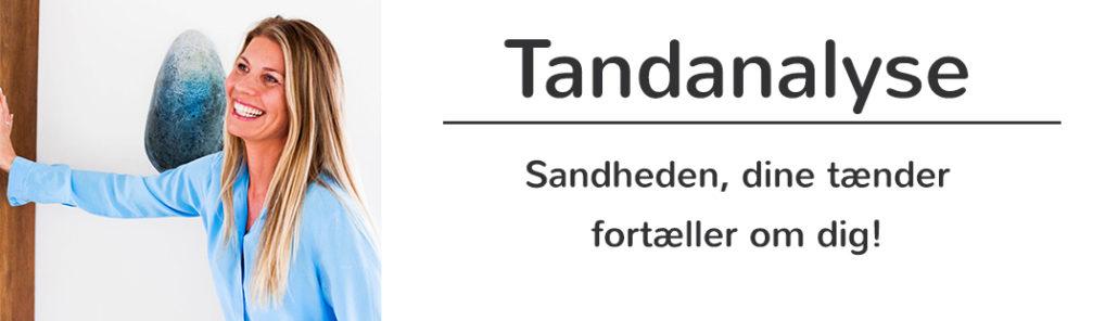 Individuel tandanalyse